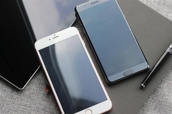 华强北iPhone 7 Plus终极预览机模杀到:对比三星Note 7的照片 - 4