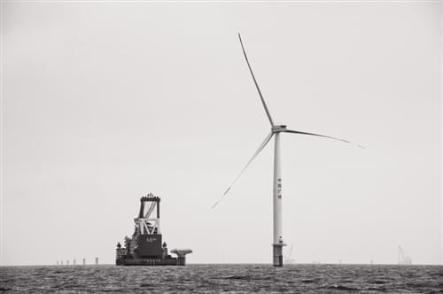 """海上风电""""风起云涌"""" 装备技术升级成为原动力"""