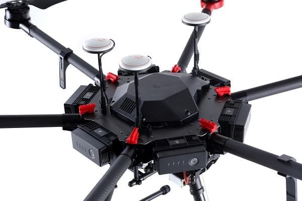 大疆发布M600 Pro:拓展工业级无人机产品线的照片 - 1