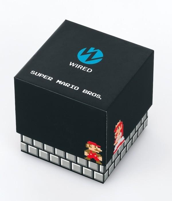 SEIKO联动马里奥推出限量手表:售1100元 简约怀旧