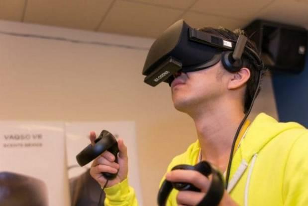 VR成人游戏VR女友将连结人工嗅觉设备的照片 - 1