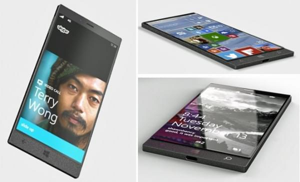 传微软新Windows 10手机配笔记本级处理器的照片 - 1