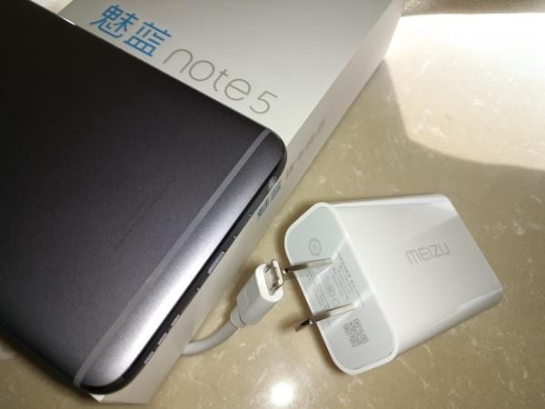 魅蓝Note 5上手简评:成熟方案加快充、轻薄在手续航久的照片 - 9