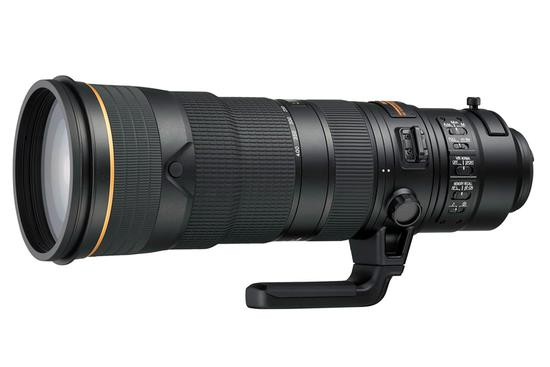 『2018 CES』尼康正式发布新款180-400mm F4E TC1.4 FL ED VR镜头