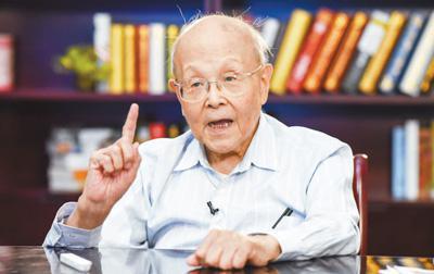 93岁清华教授: 只为将更多年轻人领进科学的大门