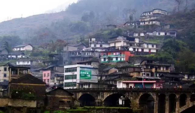 郁山古镇――重庆一座不为熟知的古镇,曾有4个唐朝太子流放于此