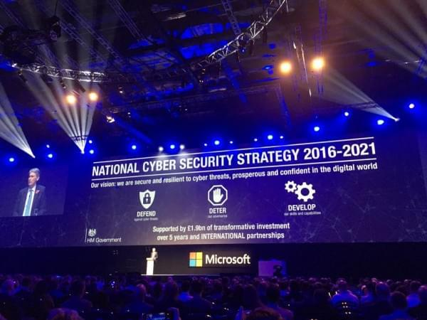 英国财政大臣:我们的网络防御系统会反击的哦!