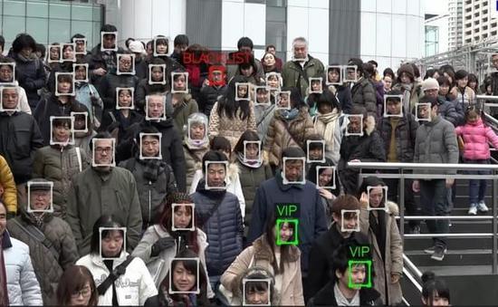 人脸识别三样不能少 摄像头+AI+边缘计算