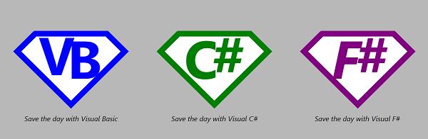 微软详解 .NET 语言战略:C#、VB、F# 都不落的照片 - 4