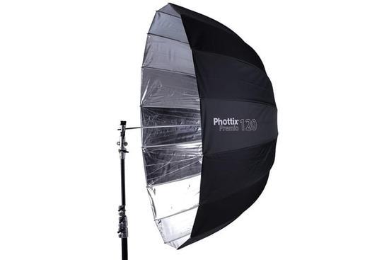 富达时发布新款Premio Parabolic系列反光伞