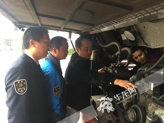 重庆公交有个创新工作室 为车辆节能半年省20余万元