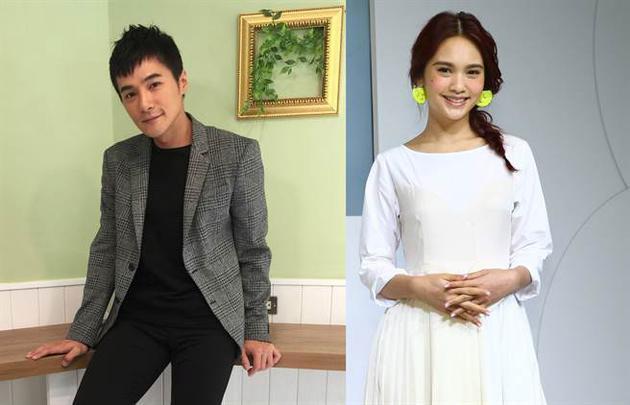 是元介(左)和杨丞琳