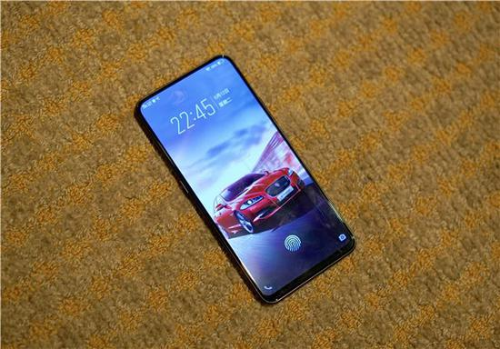 升降式摄像头 vivo NEX是目前最具未来感的手机