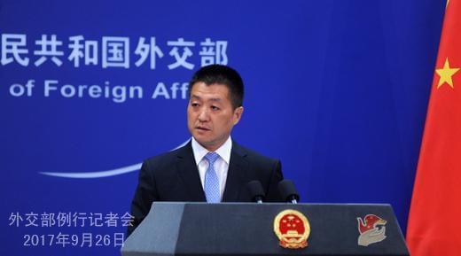 外交部发言人:对朝制裁是手段 目的是促其重返对话