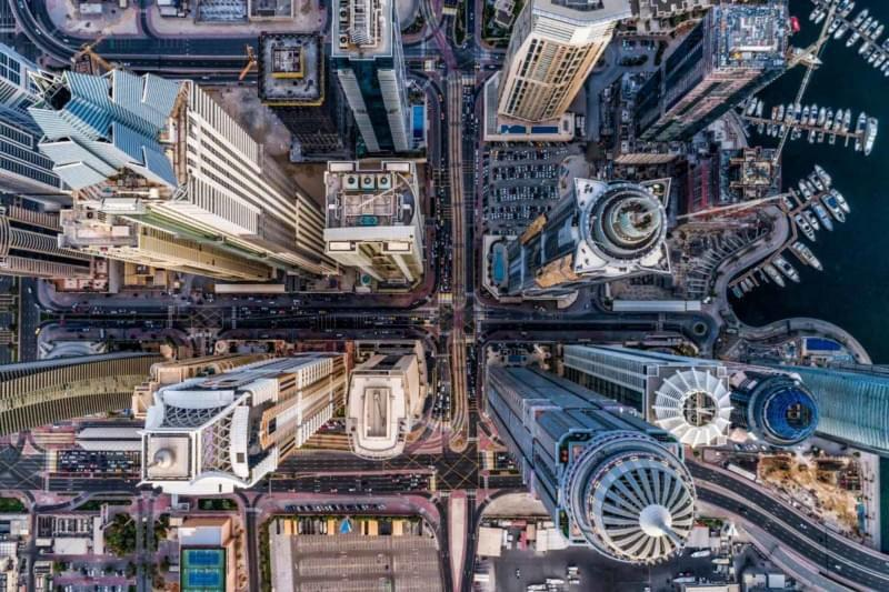 Dronestagram公布2017年国际无人机摄影大赛获奖结果