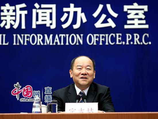 宁吉喆:我国发展不仅当前有实力 今后还有后劲