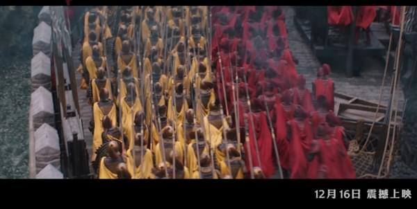 张艺谋《长城》震撼预告片的照片 - 6