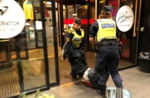 """瑞典检方:已将中方""""游客遭粗暴对待""""投诉视为上诉"""