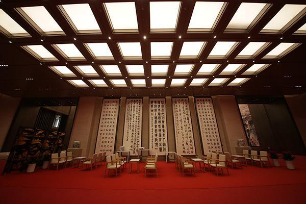 揭秘上合组织青岛峰会主会场:仅花了6个月建成