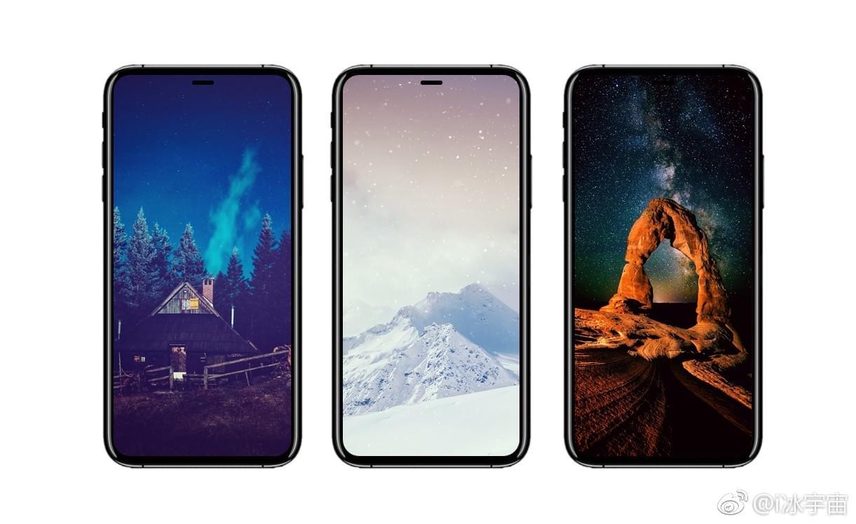 富士康内参重磅偷跑iPhone 8外形的照片 - 1