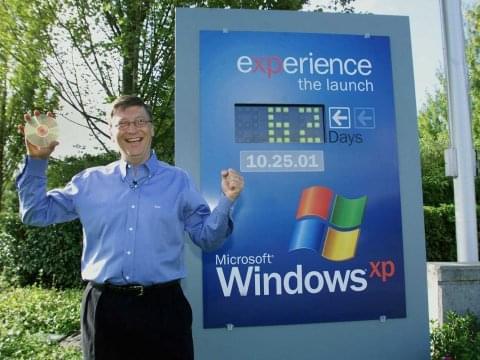 Windows XP仍是全球第三大OS 1.4亿用户或被勒索病毒攻击的照片