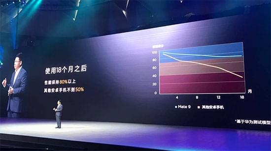 华为在华发布三款Mate 9新机 最高8999元的照片 - 8