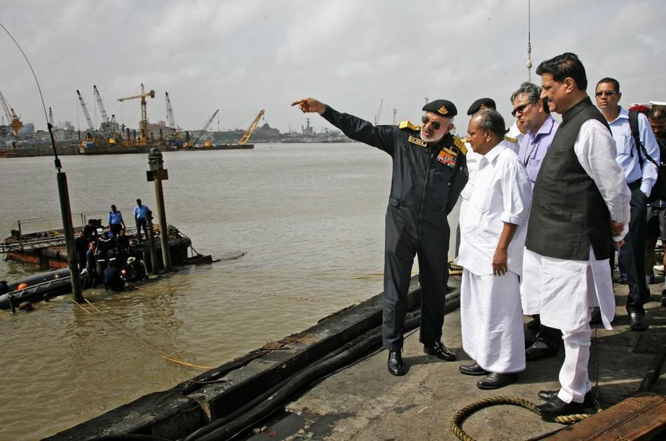 台湾自造潜艇竟请来印度日本帮忙 拟8年内建造8艘