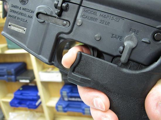 美步枪协会支持严格管理撞火枪托等改枪零配件