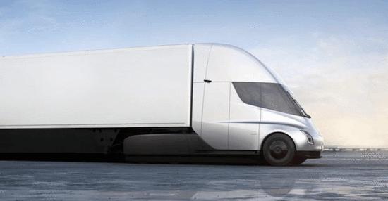 发布不到24小时 沃尔玛就预订15辆特斯拉电动卡车