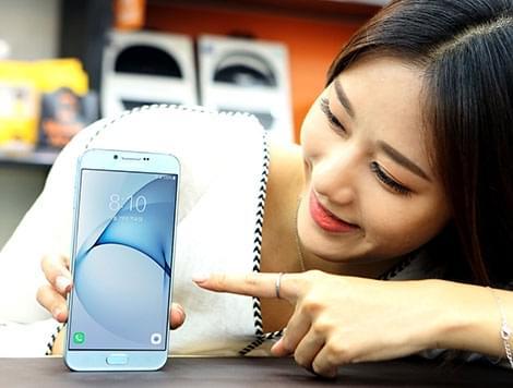 约合3959元:三星Galaxy A8(2016)正式发布的照片 - 1