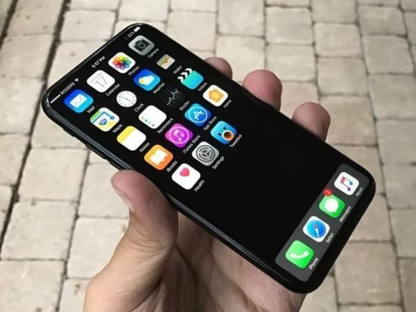 报告称苹果将采用不锈钢打造 iPhone 8 外壳的照片