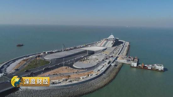 这座大桥将带来400亿经效益!下个超级城市诞生?
