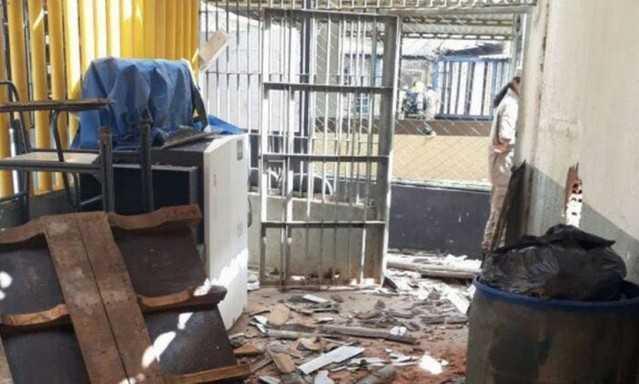 巴西中部发生监狱暴动 至少9死14伤77人越狱