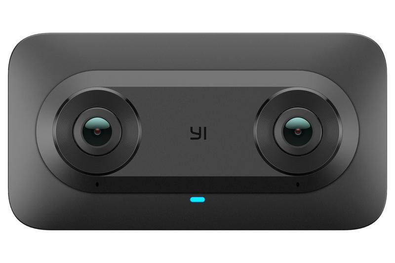 『2018 CES』小蚁推出与谷歌合作的新款地平线VR180 3D立体相机