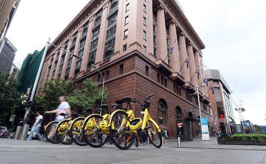 日均骑行次数仅0.3次 共享单车企业退出澳大利亚