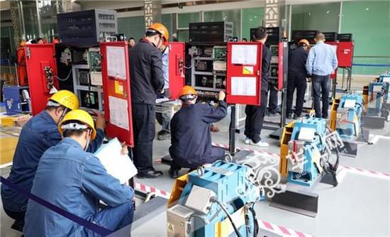 全国特检机构电梯检验现场能力比对(验证)在渝举行