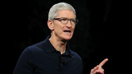 库克:索取用户数据的公司不是好公司