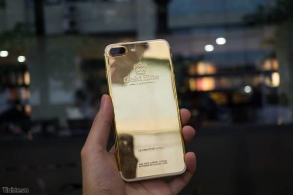 约5.5万 24K黄金iPhone7 Plus开箱图赏的照片 - 17