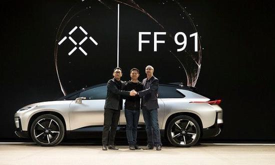 贾跃亭:FF91明年一定交车 我会不断地砸钱的照片 - 1