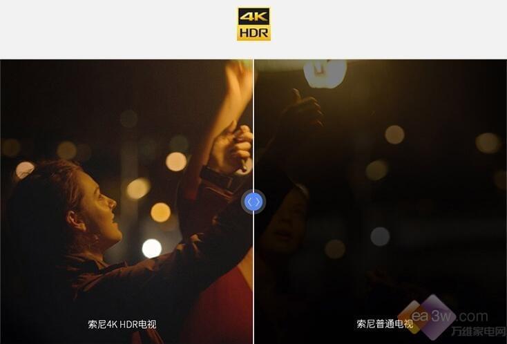 4K HDR特丽魅彩显示 索尼U90高端电视新品体验