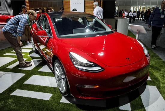 马斯克:Model 3交货时间比预期长不能叫做延迟