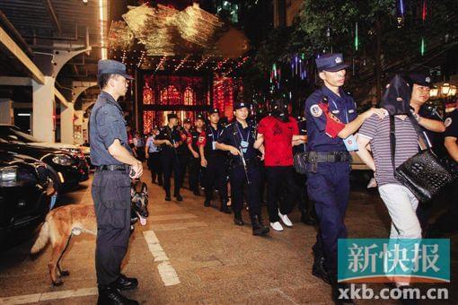 """广东摧毁130余个涉黑恶犯罪团伙 """"飓风39号""""刑拘犯罪嫌疑人1420余名"""