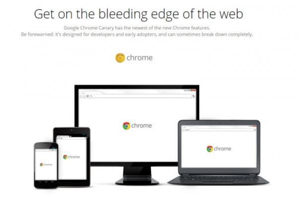 Windows版Chrome浏览器宣布提速15%的照片