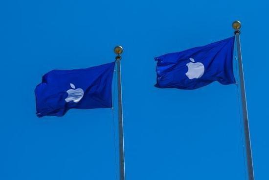 苹果打算在伦敦架设照明旗杆 但是被拒绝了