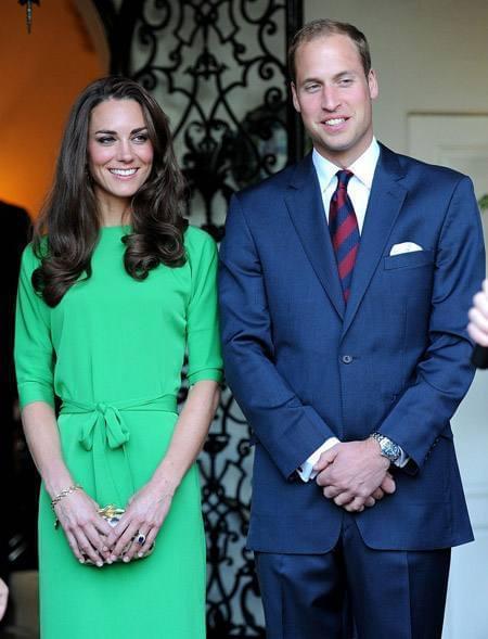 凯特王妃宣布预产期为明年四月 将迎来第3个孩子