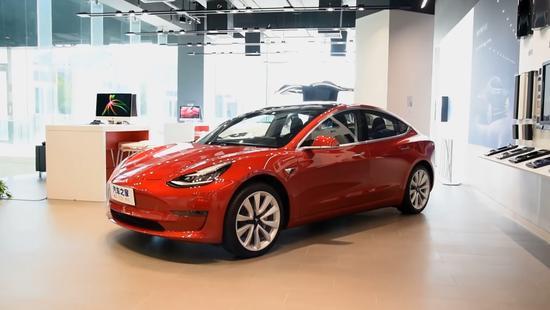 马斯克:特斯拉将在上海工厂生产所有电池模组(多