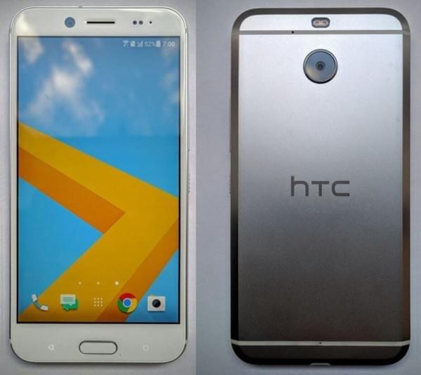 HTC Bolt实机谍照 未配置3.5mm耳机孔的照片 - 1