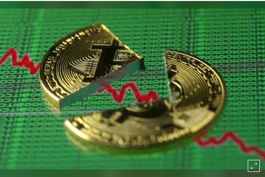 """价格""""腰斩""""仅用了一个月,比特币泡沫真破灭了?"""
