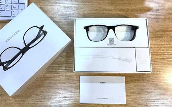 小米生态链新品防蓝光眼镜亮相:仅21克的照片 - 4