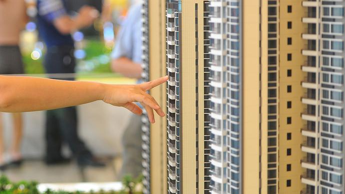 上海国庆楼市未现大规模促销 9月份新盘多数遇冷